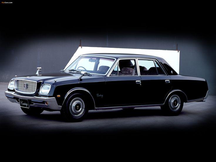 Toyota Century (VG35) 1978–82