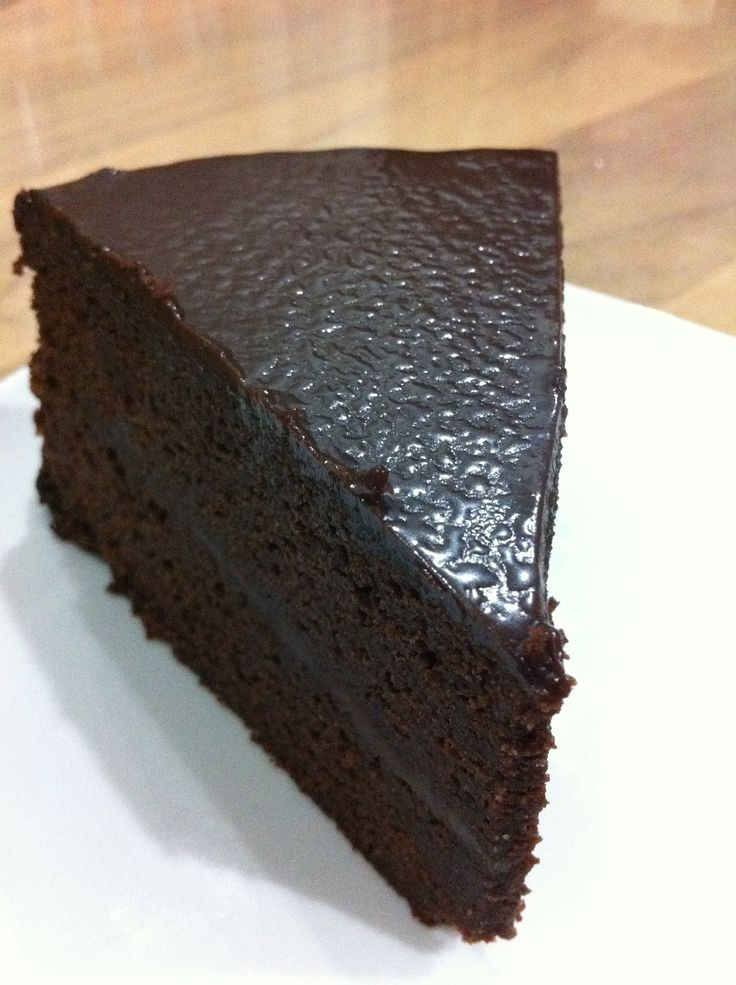 It's been a while since I last made this steamed chocolate cake and have forgotten about it until my son recently requested for this cake...