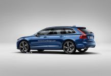 RM Car Design's Version For An Upgraded Volvo V60