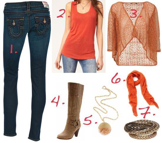 So you want to dress like Nina Proudman (part 7)