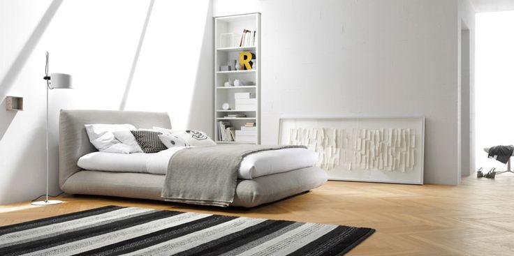 Doppelbetten: Bett Jalis von Interlübke