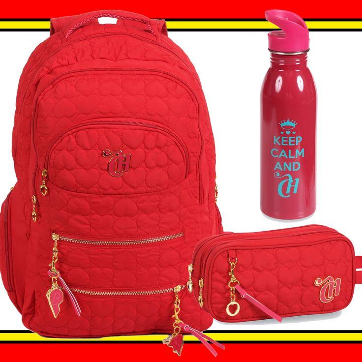 Bolsa escolar feminina da capricho : Melhores ideias de mochila capricho no