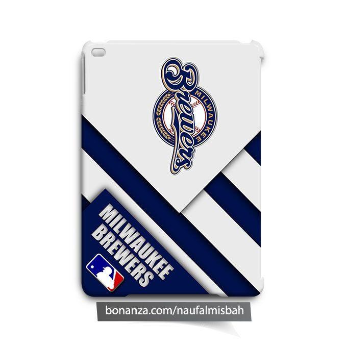 Milwaukee Brewers Cool iPad Air Mini 2 3 4 Case Cover