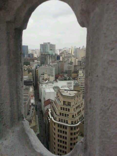 Vista edificio Martinelli . Sp
