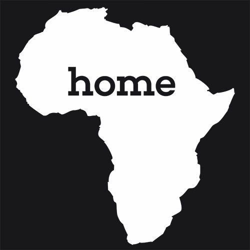 Africa T-Shirt TShirt & Apparel - Africa T Shirt