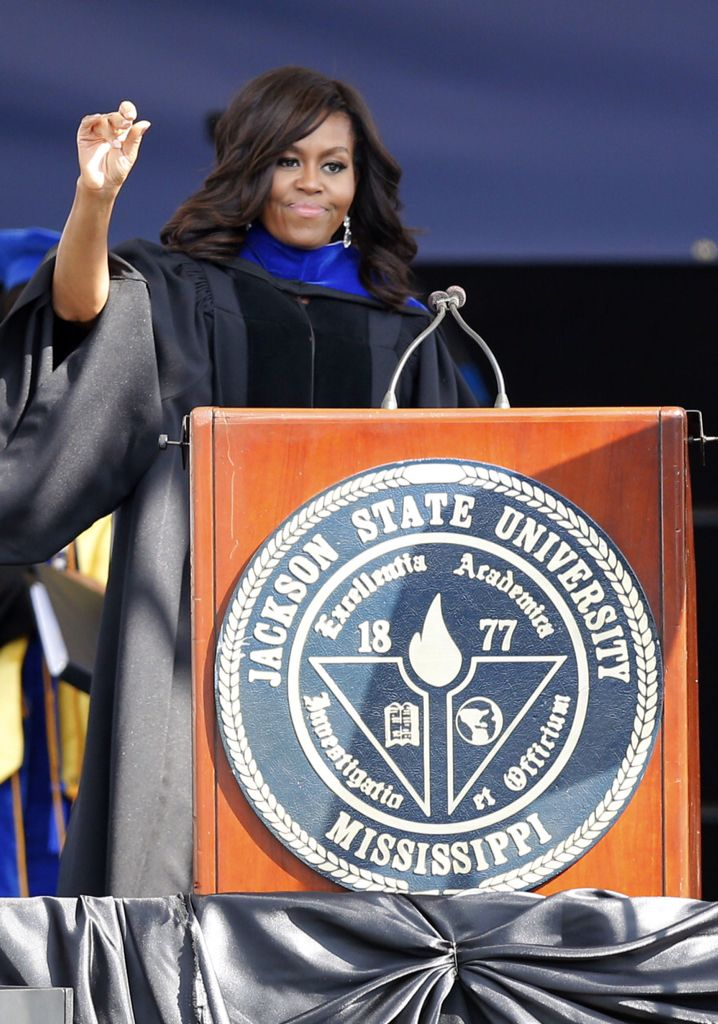 Jackson State University, Jackson, Mississippi 2016. COMMENCEMENT