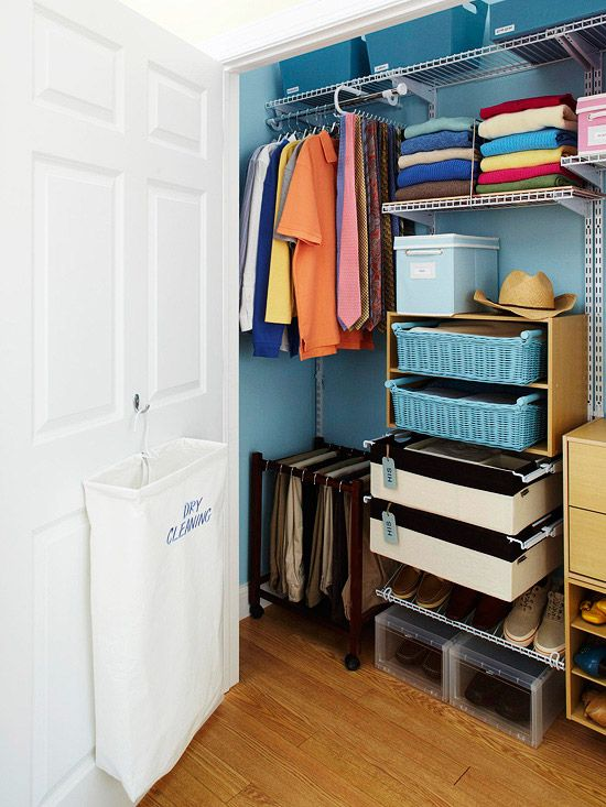 Closet Sections