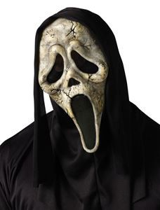 Scream Ghost Face Zombie Mask - 358882 | trendyhalloween.com #halloweenaccessories