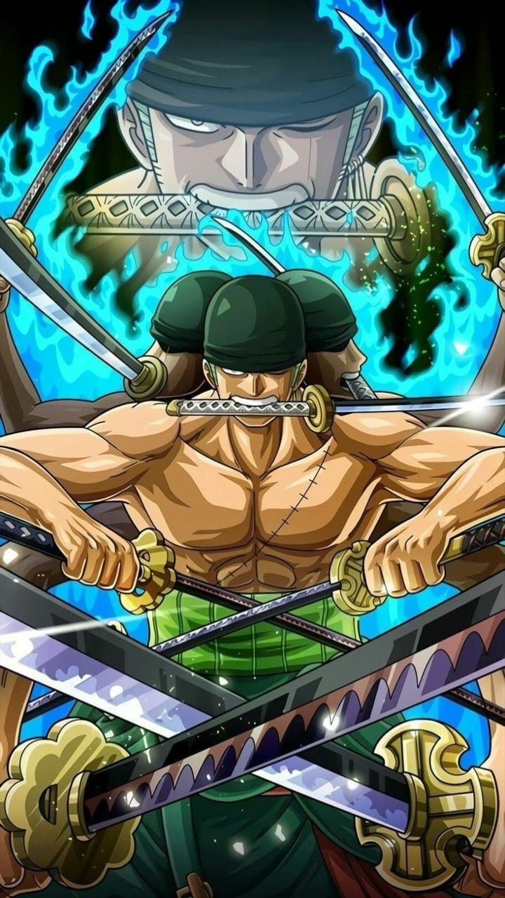 Pin by Alonso Robles on one piece (2020) Zoro one piece