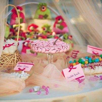 confetti per la piccola  Sofia    foto di Stefano Viola