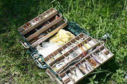 Start Up a Freshwater Fishing Tackle Box