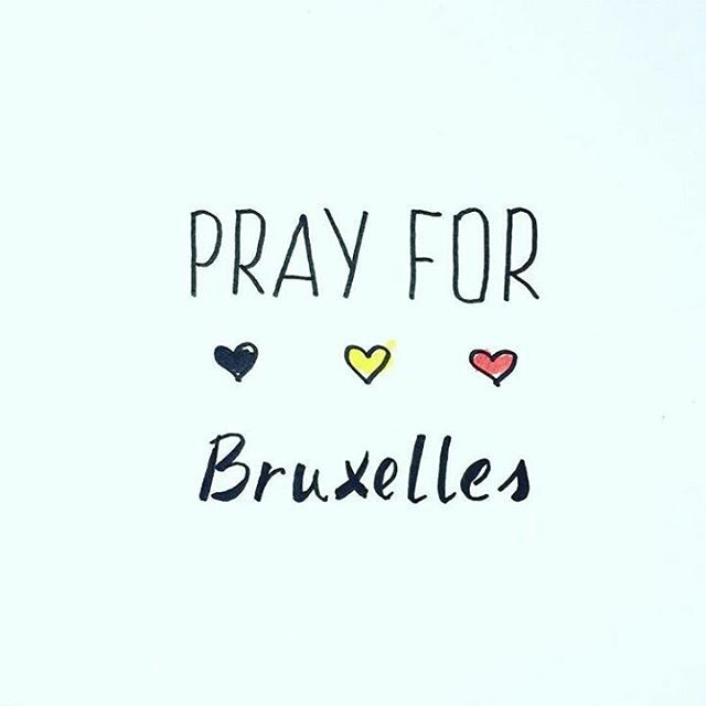 #prayforbrussels #prayforbelgium #prayfortheworld #love #peace #staystrong ❤