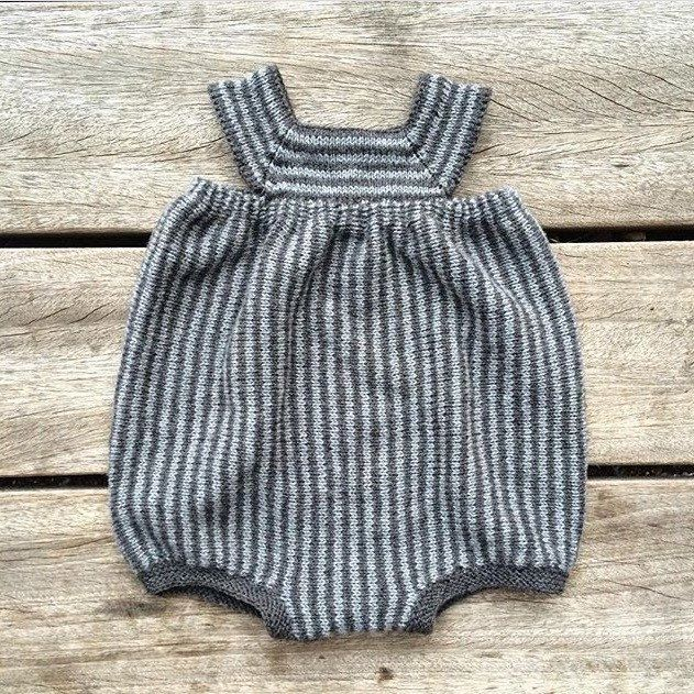 Willowromper – Knitting for Olive
