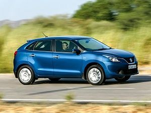 Maruti Baleno First Drive India Review