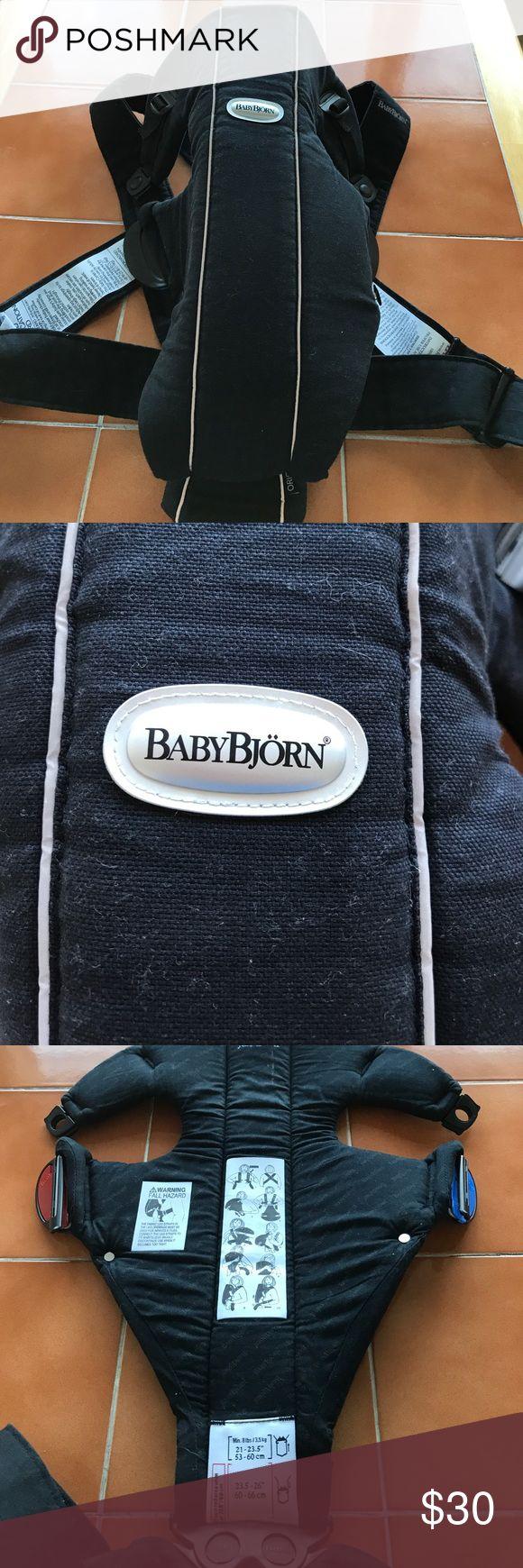 Baby Bjorn Original Carrier in black Hardly used Baby Bjorn Original Carrier in black. Great condition!! Baby Bjorn Other