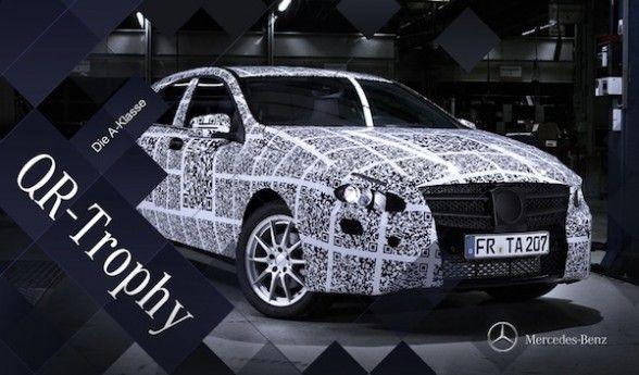 "Mercedes-Benz  ""QR-Trophy"""