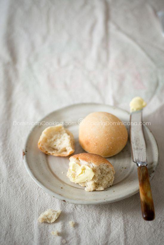 Receta de pan de agua