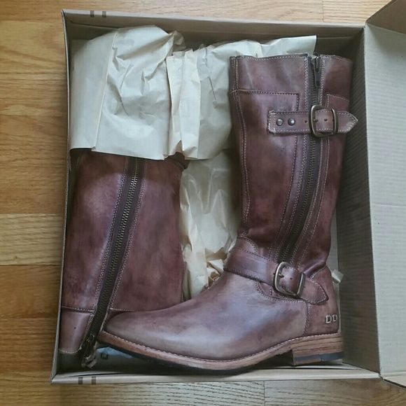 BED STU Boots Beautiful!!! NEW in box. All information is in photo 4. bed stu Shoes Heeled Boots