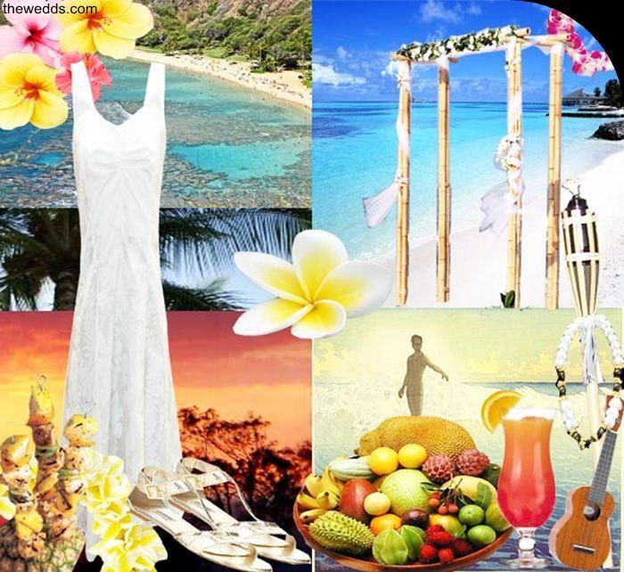 Hawaiian Wedding Reception Ideas: Lydia Images On Pinterest