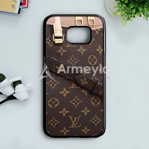 Louis Vuitton Pallas Monogram Canvas Handbags Samsung Galaxy S7 Case | armeyla.com
