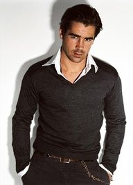 Colin Farrell: Bad Boy, Eye Candy, Colin O'Donoghue, Style, Guy, Colin Farrell, Actor, Beautiful People, Hot Men
