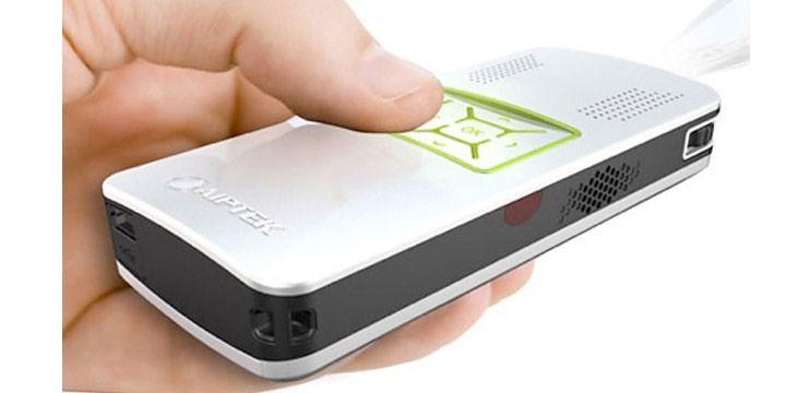"""Proyector Portátil de Vídeo """"PocketCinema. AHORRO 30%. 209.20€. #ofertas #descuentos"""
