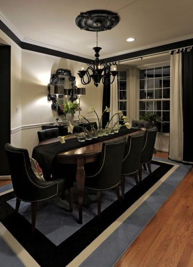 Dining Room by Kristen Drohan Interior Design   Dining Rooms & Breakfast Rooms   Photo Gallery Of Beautiful Decorated Rooms