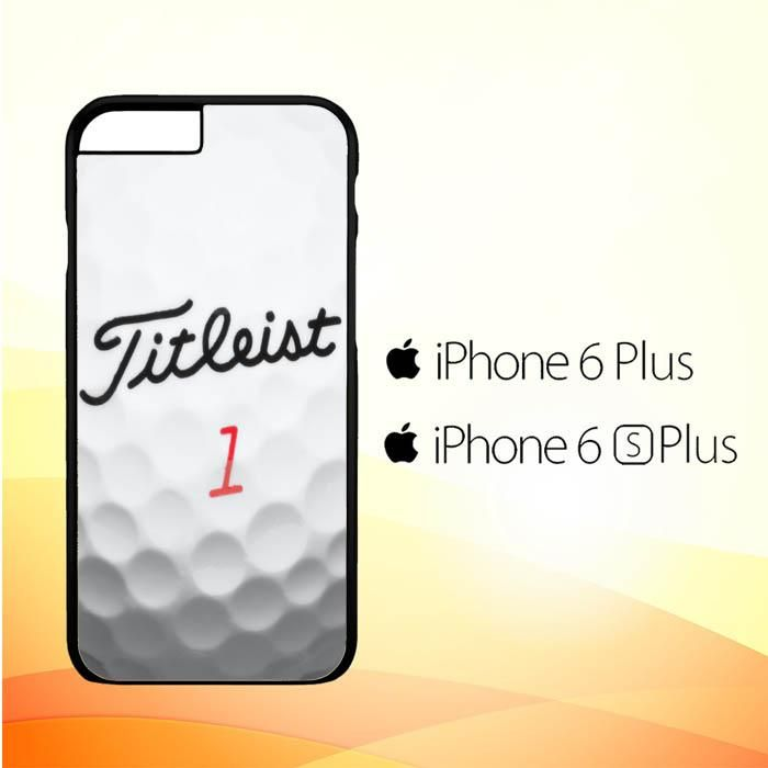 Titleist Golf Ball X4368 iPhone 6 Plus|6S Plus Case
