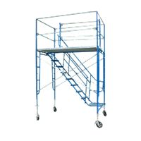 """8' Rolling Scaffold Stair Tower (8' - 9'-4"""")"""