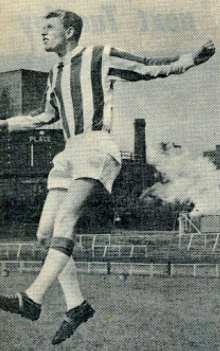 Dick Plumb of Bristol Rovers in 1965.