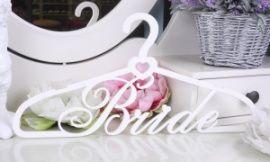 """Вешалка для платья """"Bride"""""""