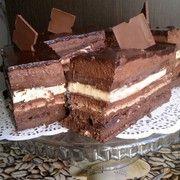 Пирожное «Танзания» Адриано Зумбо