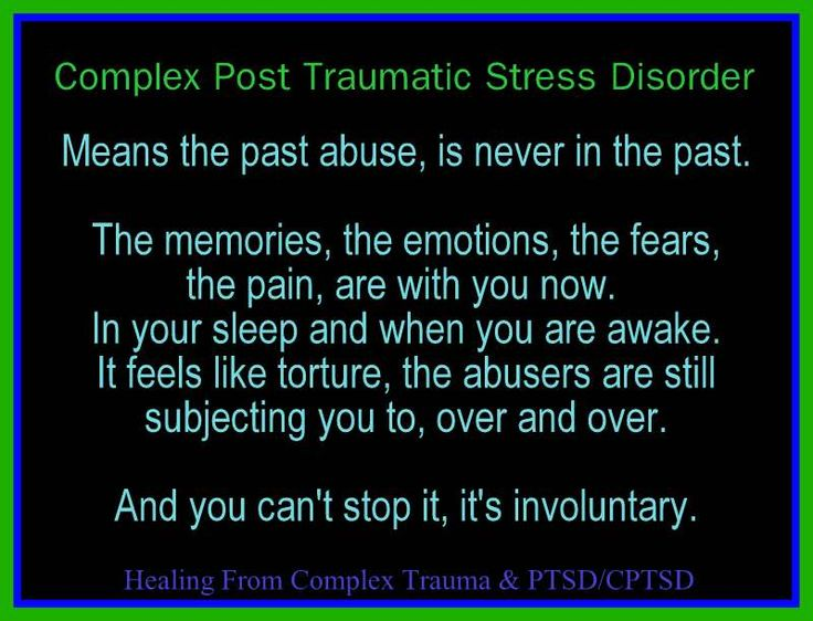 Pin On Ptsd