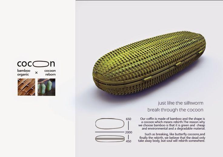 """""""Cocon"""" - [XLIX] Imagina los entierros del futuro"""