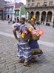 Culture: These are festive dresses that are worn especially at celebrations which are a big part of cuban culture.
