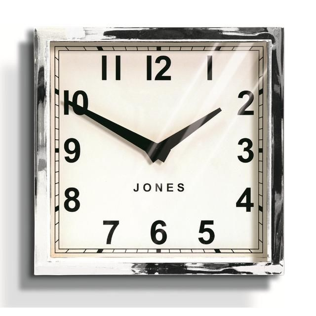 Black Kitchen Clock Argos: 99 Best Images About Jones Clocks In Stores On Pinterest