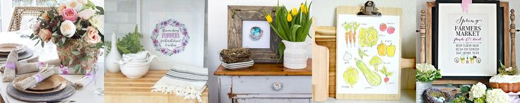 Hope Springs Eternal: Free Spring Printable - Maison de Pax