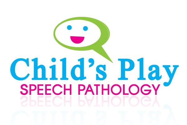 Child's Play Speech Pathology Logo Design