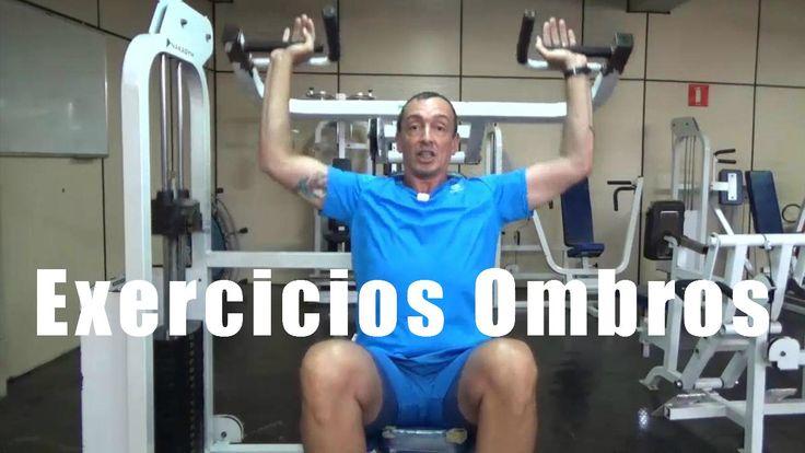 Exercícios Ombros