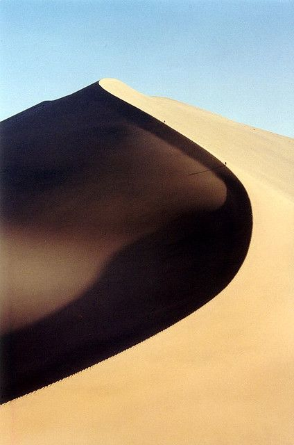 Mingsha sand dune, Dunhuang, China by sits on Flickr.