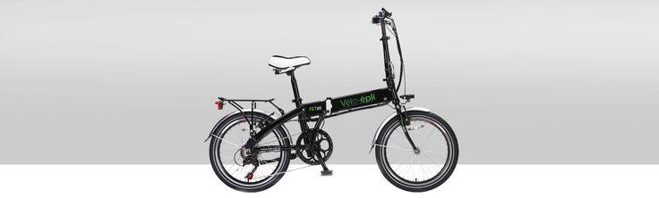 élo à assistance électrique pliant vélo électrique ebike VAE FET 20! confortable et innovant, il n'attend plus que vous ! Mettez vous à la tendance électrique et surpassez vous ! www.velo-epli.fr/