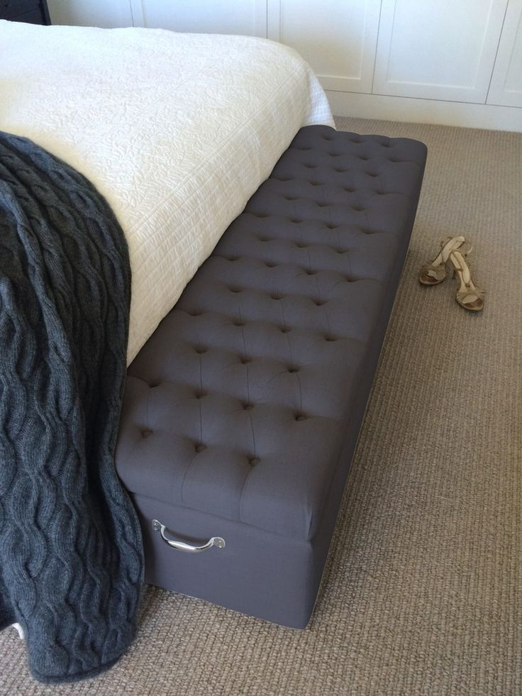 Charcoal Linen Blanket Box                                                                                                                                                                                 More
