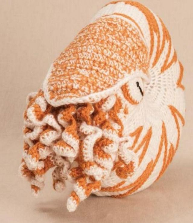 Crocheted Sea Creatures (book review) Book reviews and Book