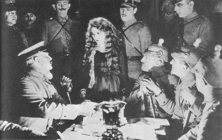 1917 The Little American Mary Pickford