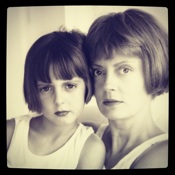 Eva Amurri and her mom Susan Sarandon