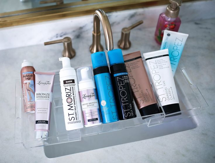 Best Tanning Products + My Self Tanning Routine | The Sweetest Thing | Bloglovin'