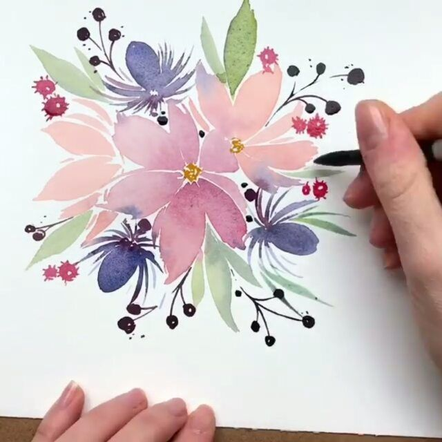 Rate This Art 1 1000 More Ar Watercolor Artist Illustration