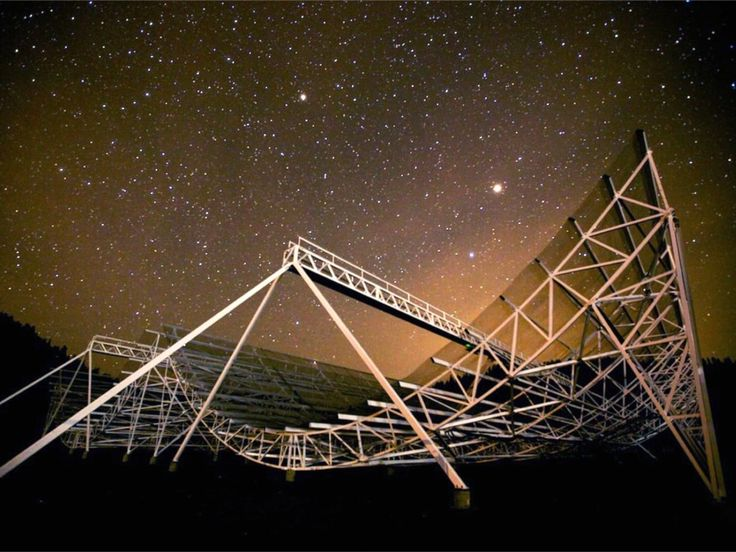 Astronomers detect another form of mysterious, repeating