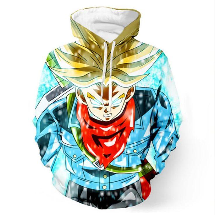 Dragon  Ball Super Trunks Hoodie