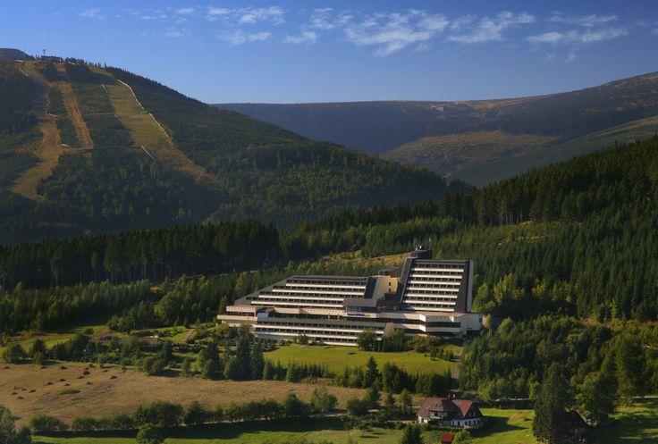 OREA Hotel Horal - Špindlerův Mlýn  www.horal.cz Hotel 4*